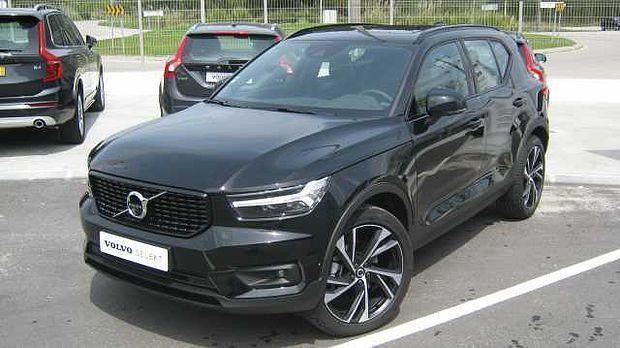 Vendido Volvo Xc40 D4 190cv R Design Carros Usados Para Venda