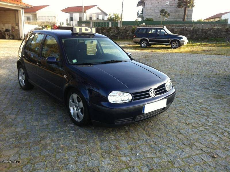 sold vw golf golf1 9 tdi 110 cv carros usados para venda. Black Bedroom Furniture Sets. Home Design Ideas
