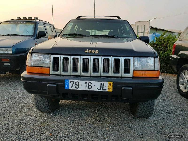 Usado Jeep Grand Cherokee 2.5