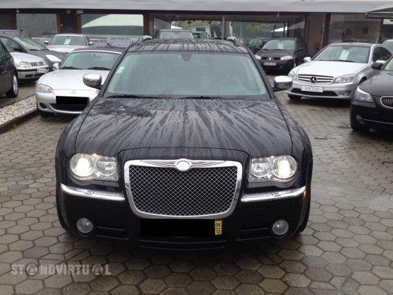 Chrysler Carros Usados >> Vendido Chrysler 300c Touring 3 0 Crd Carros Usados Para Venda