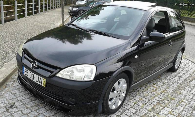 sold opel corsa c gsi carros usados para venda. Black Bedroom Furniture Sets. Home Design Ideas