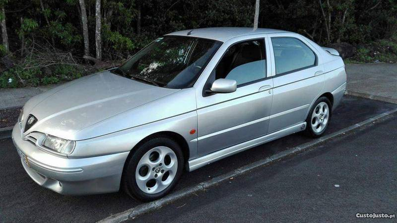 sold alfa romeo 146 1.4 twin spark. - carros usados para venda