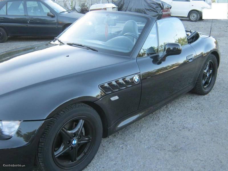 bmw z3 1 8 roadster cabrio carros usados para venda. Black Bedroom Furniture Sets. Home Design Ideas