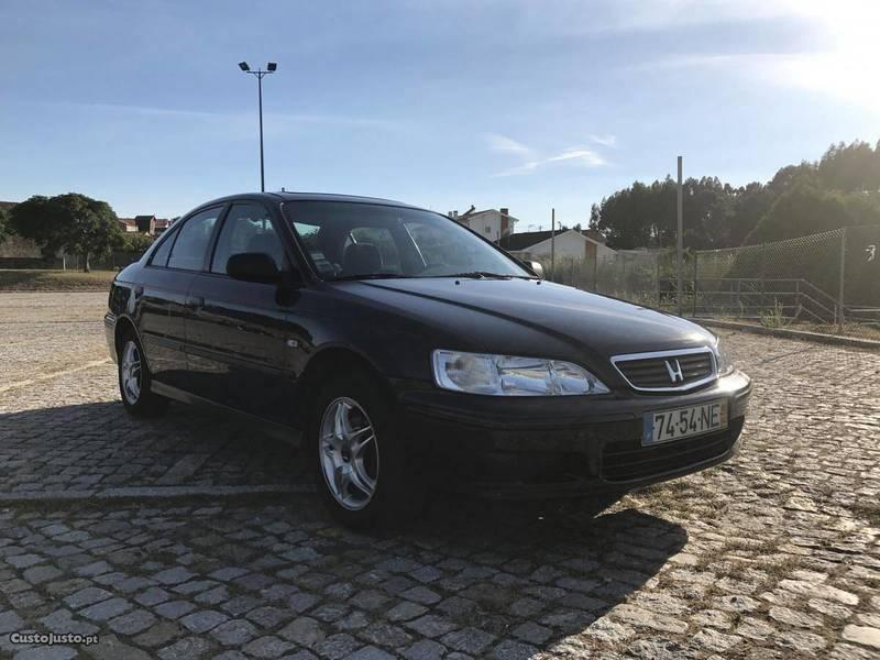 Sold honda accord ls 99 carros usados para venda for 99 honda accord