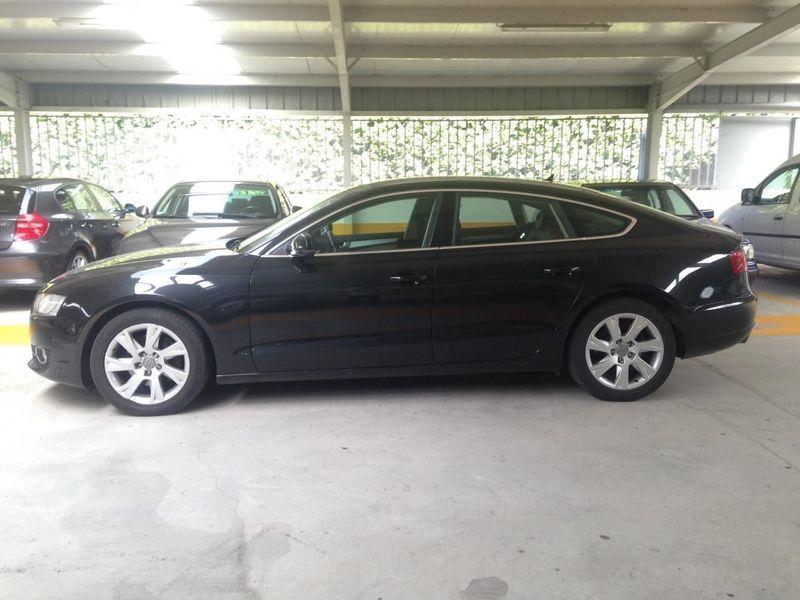 Audi a5 sportback usados venda 9