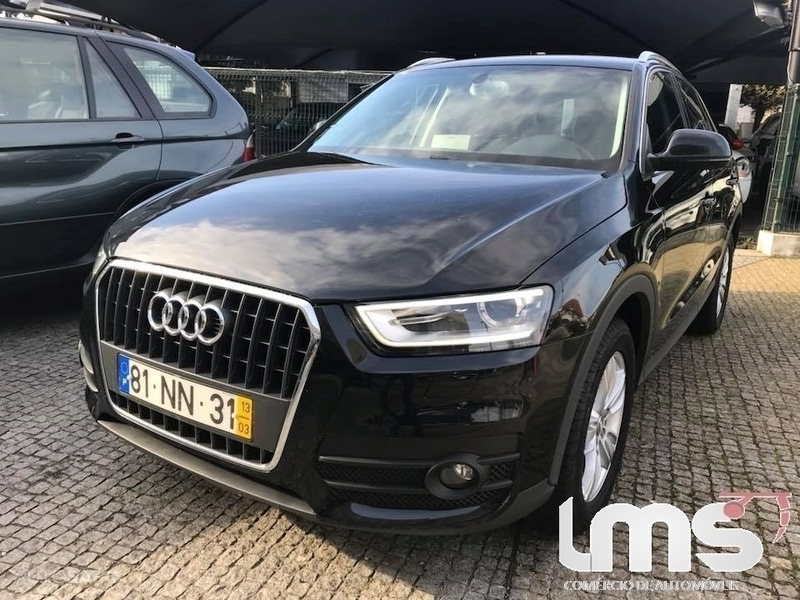 audi q3 2 0 tdi business line carros usados para venda. Black Bedroom Furniture Sets. Home Design Ideas
