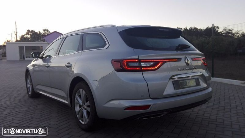 sold renault talisman sport tourer carros usados para venda. Black Bedroom Furniture Sets. Home Design Ideas