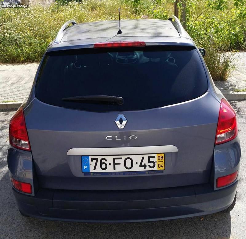 Sold Renault Clio 1200 Gasolina