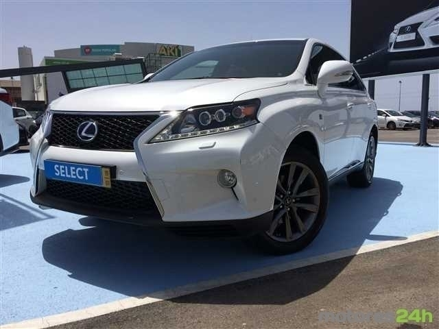 sold lexus rx450h pack f sport carros usados para venda autouncle. Black Bedroom Furniture Sets. Home Design Ideas