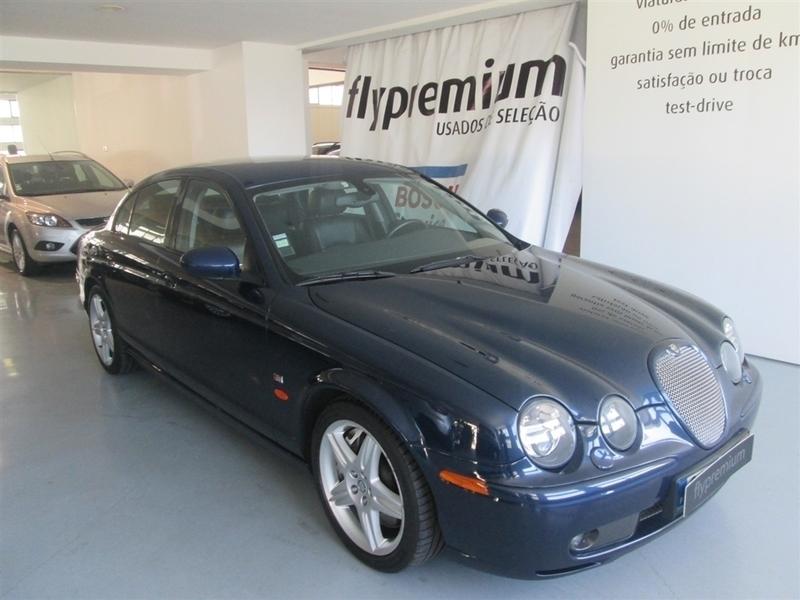 Usado Jaguar S Type R V8 4.2 395 Cv