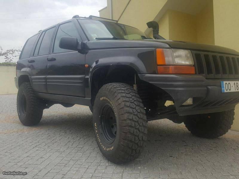 Usado Jeep Grand Cherokee ZJ