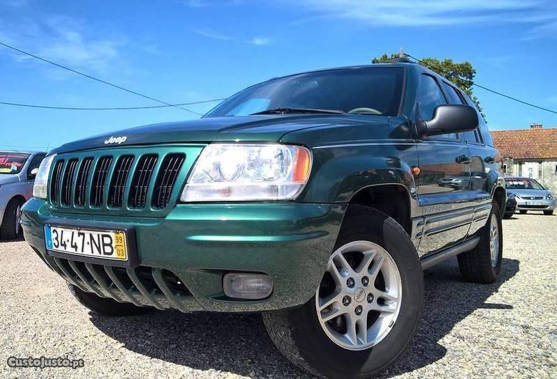 Usado Jeep Grand Cherokee 4.7 V8 Limited Ed.