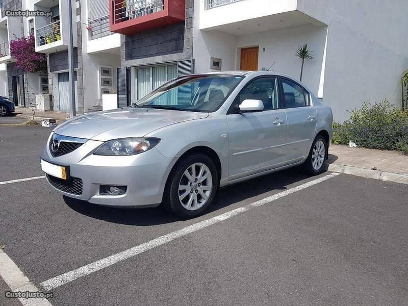 Usado Mazda 3 1.6 Diesel
