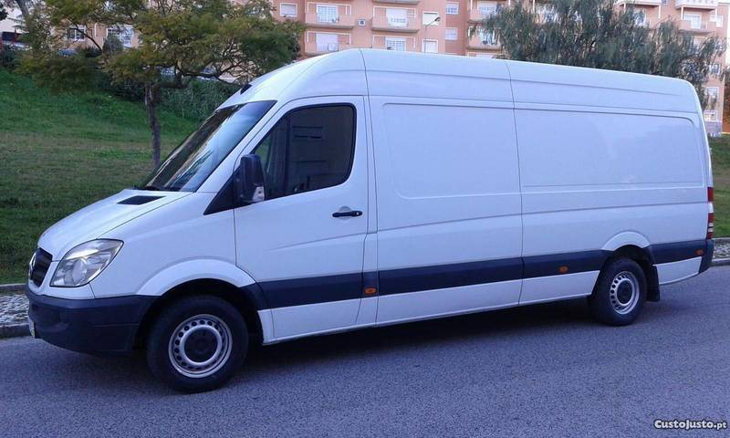sold mercedes sprinter 315 cdi 07 carros usados para venda. Black Bedroom Furniture Sets. Home Design Ideas