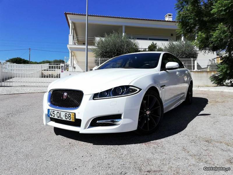Usado Jaguar XF 2.2D R Sport 200cv