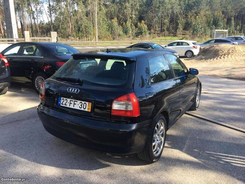 sold audi a3 1 9 tdi 130cv sport carros usados para venda. Black Bedroom Furniture Sets. Home Design Ideas