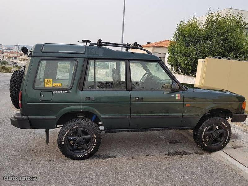 sold land rover discovery 2 5 tdi carros usados para venda. Black Bedroom Furniture Sets. Home Design Ideas