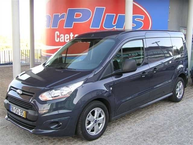 sold ford transit connect 1 6 tdci