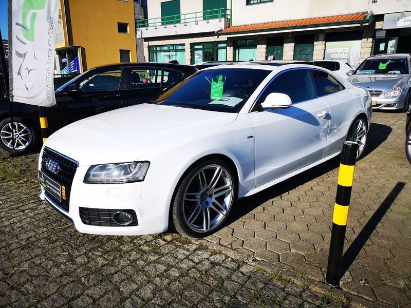 Usados 2008 Audi A5 3.0 Diesel 2008 Paredes, Porto- AutoUncle