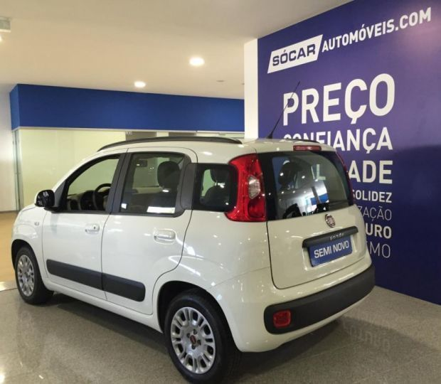 sold fiat panda 1 2 lounge 118g carros usados para venda autouncle. Black Bedroom Furniture Sets. Home Design Ideas