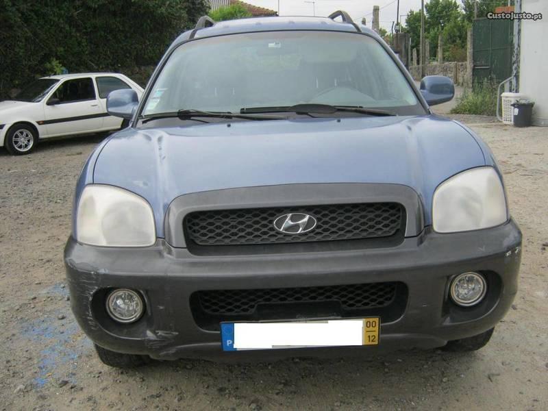 Usado Hyundai Santa Fe 2.4 4WD T/A