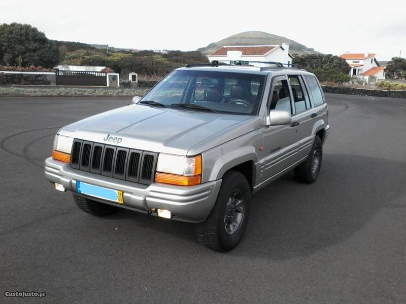Usado Jeep Grand Cherokee Limited   98
