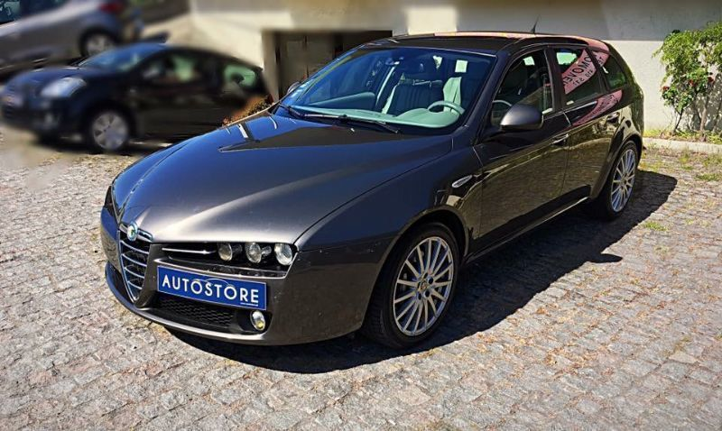 alfa romeo 159 2 4 jtd 200 carros usados para venda autouncle. Black Bedroom Furniture Sets. Home Design Ideas