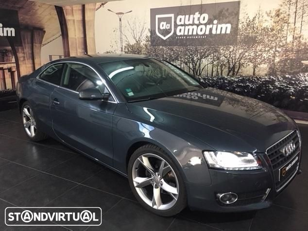 sold audi a5 2 0 tdi 170 sport 19 carros usados para venda. Black Bedroom Furniture Sets. Home Design Ideas