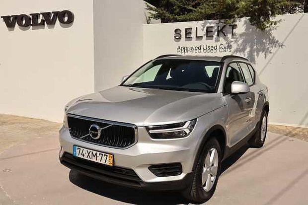 Volvo Xc40 T3 156cv Tech Edition Man 6 Vel
