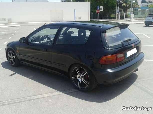 ... Usado Honda Civic EX 1.4 EG3   95 ...