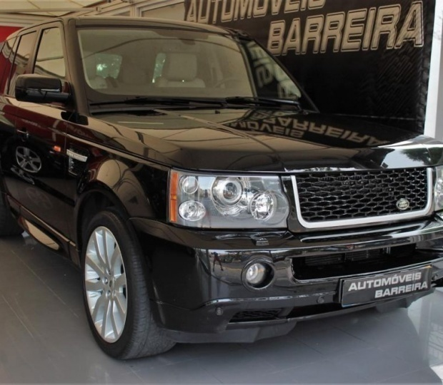Hse Land Rover: Sold Land Rover Range Rover 3.6 Td.