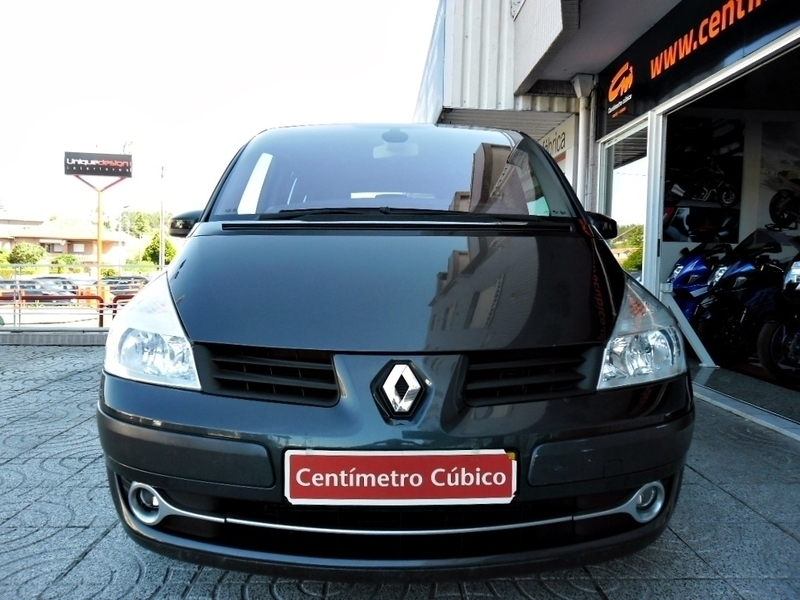 sold renault espace 2 0 dci family carros usados para venda. Black Bedroom Furniture Sets. Home Design Ideas