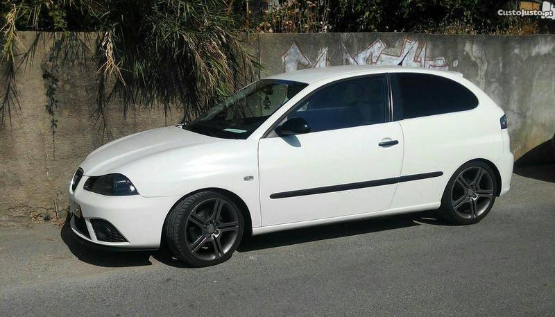 sold seat ibiza 6l sdi pd 130 02 carros usados para venda. Black Bedroom Furniture Sets. Home Design Ideas