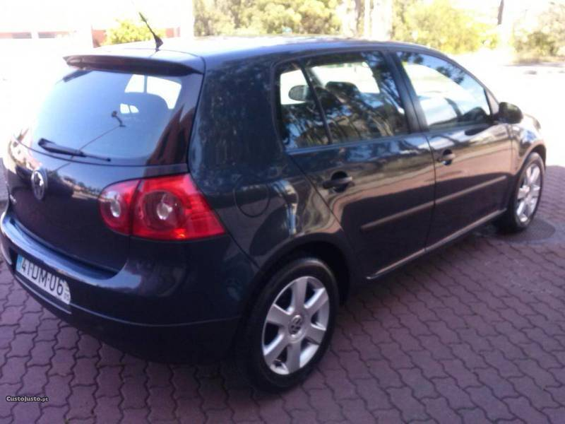 sold vw golf 1 4 16v 90cv a c 07 carros usados para venda. Black Bedroom Furniture Sets. Home Design Ideas