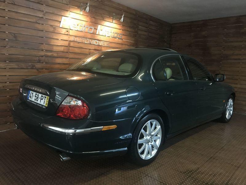Usado Jaguar S Type 3.0 I EXECUTIVE AUT.