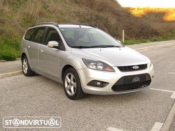Egr Off Su Ford Focus 1.6 Tdci 109Cv - Auto diesel - ETP ...