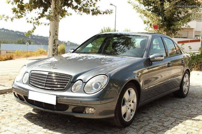2e9d4307cfa41 Sold Mercedes E220 220 CDi Nacional - Carros usados para venda