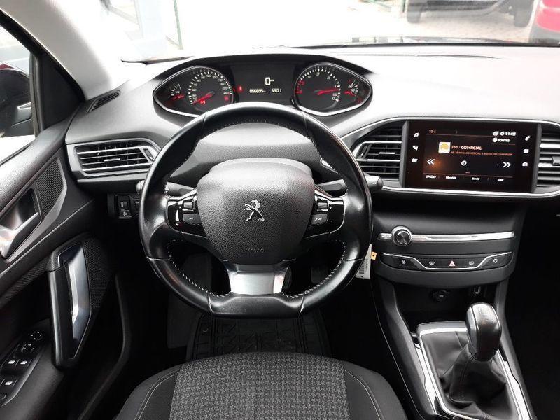 Usados 2018 Peugeot 308 1 6 Diesel 100 Cv  18 990  U20ac