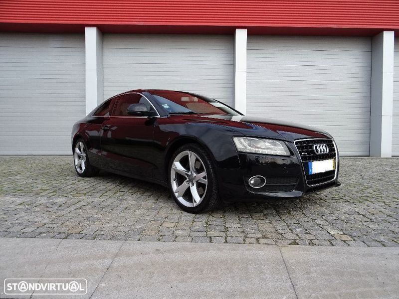 sold audi a5 3 0 tdi quattro 240 cv carros usados para venda. Black Bedroom Furniture Sets. Home Design Ideas