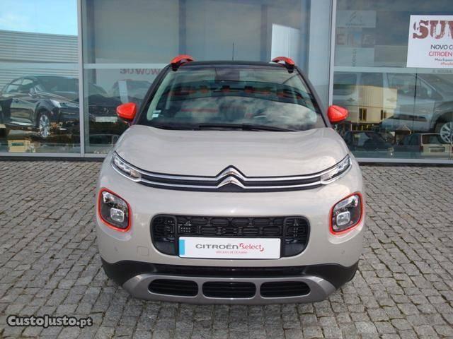 Sold Citroën C3 Aircross 1.2 Shine - Carros usados para venda a5b392a633