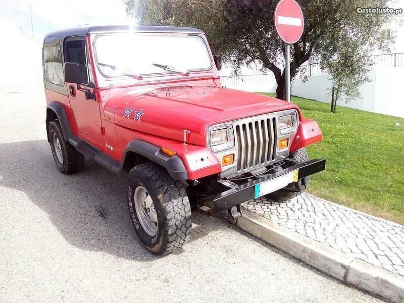 Usado Jeep Wrangler 2.5 Hard Top   94