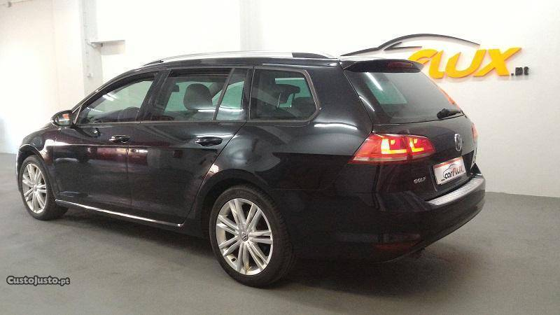 sold vw golf vii 1 6 tdi 110cv 14 carros usados para venda. Black Bedroom Furniture Sets. Home Design Ideas