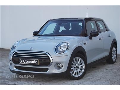 Sold mini cooper d 5 portas autom carros usados para venda for Mini 5 portas