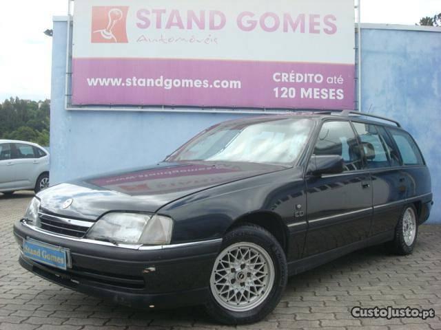 51c2fc8006e Sold Opel Omega Caravan 2.0i CD - Carros usados para venda