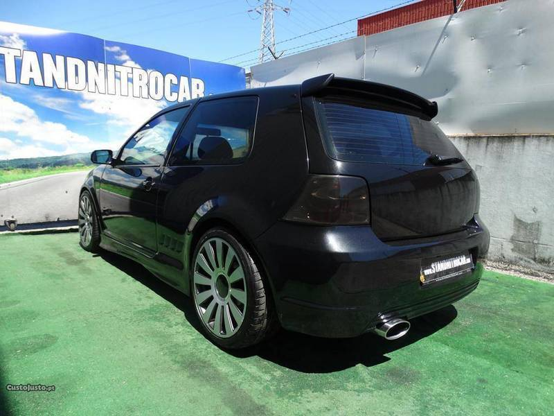 sold vw golf iv 1900 tdi 130 c carros usados para venda. Black Bedroom Furniture Sets. Home Design Ideas