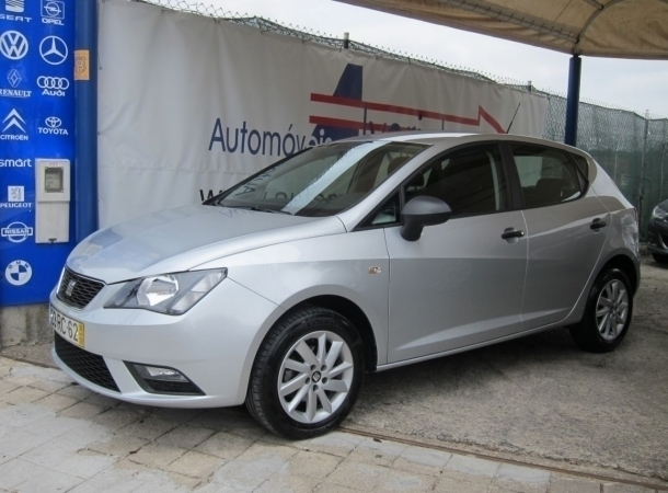 seat ibiza 1 4 tdi reference carros usados para venda autouncle. Black Bedroom Furniture Sets. Home Design Ideas