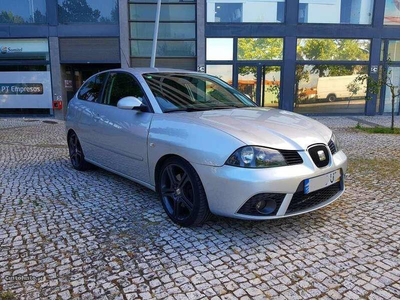 sold seat ibiza 1 9 tdi 130cv fr carros usados para venda. Black Bedroom Furniture Sets. Home Design Ideas