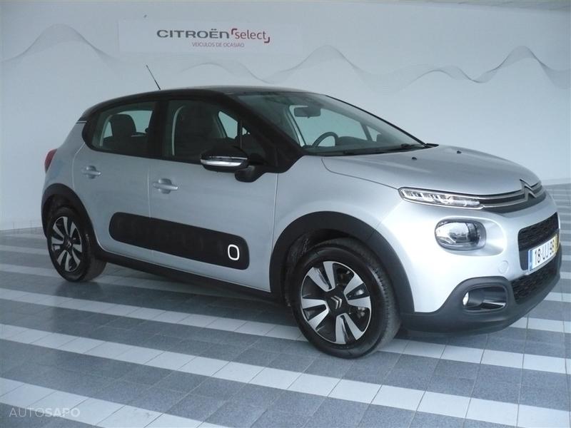 Sold Citroën C3 1.2 Pure Tech 82cv. - Carros usados para venda ff5780b28e