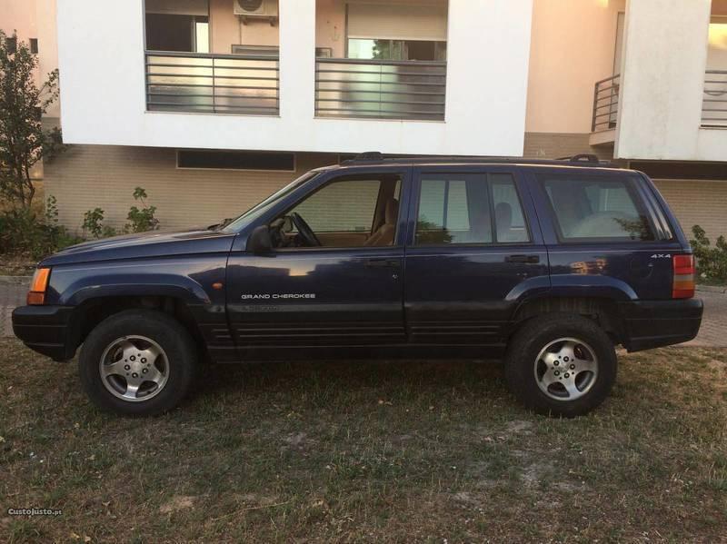 1/4 Usado Jeep Grand Cherokee Laredo   97