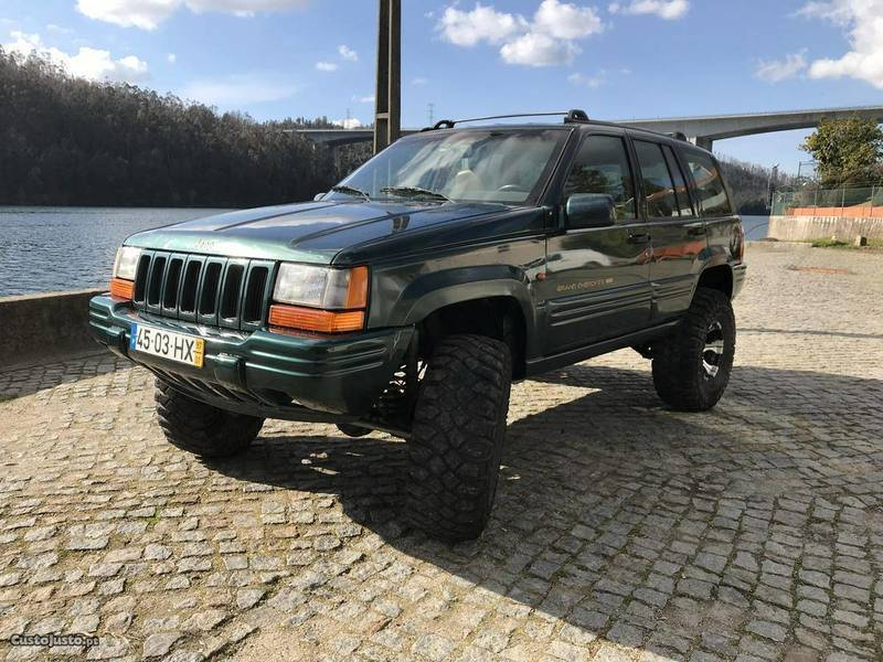 Charming Usado Jeep Grand Cherokee V8